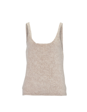 mohair sleeveless
