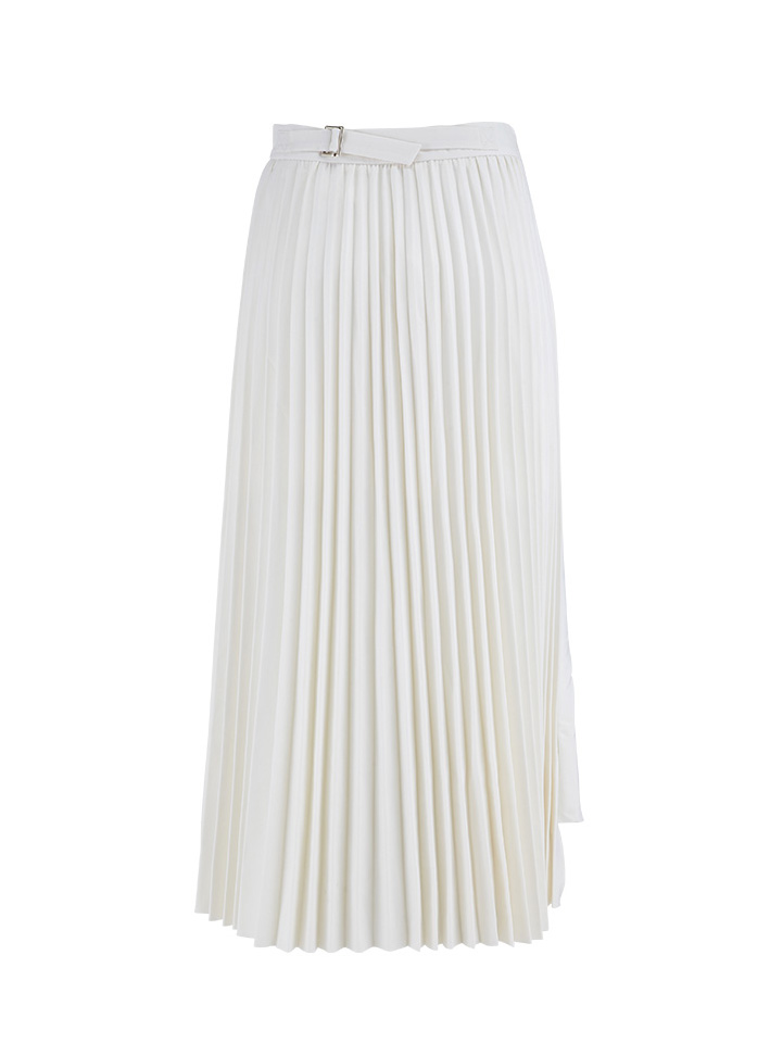 Cel pleats skirt